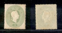 ANTICHI STATI - LOMBARDO VENETO - 1894 - Ristampe - 3 Soldi (R13) - Gomma Integra - Postzegels