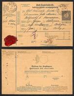 ANTICHI STATI - LOMBARDO VENETO - Indirizzo Postale Accompagnatorio - Intera Ricevuta Da Riva A Bologna Del 16.3.80 - Postzegels
