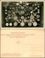 CARTOLINE - PUBBLICITARIE - Montecatini Società Generale Per L'industria Mineraria Ed Agricola - Nuova FP - Francobolli