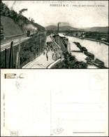CARTOLINE - PUBBLICITARIE - Pirelli - Posa Di Cavi Elettrici A Bilbao - Nuova FP - Francobolli