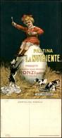CARTOLINE - PUBBLICITARIE - Pastina La Nutriente - Prodotti Ronzi San Remo - Nuova FP - Francobolli