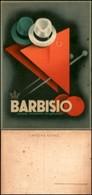 CARTOLINE - PUBBLICITARIE - Barbisio - Nuova FG - Francobolli