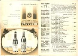 CARTOLINE - PUBBLICITARIE - Borgogno Vini - Barolo Classico E Chinato - Nuova FG - Francobolli