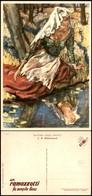 CARTOLINE - PUBBLICITARIE - Ramazzotti - Galleria Degli Inediti A.M. Hildenbrandt - Nuova FG - Francobolli