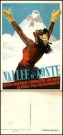 CARTOLINE - PUBBLICITARIE - Valle D'Aosta - Ill. Musati - Nuova FG - Francobolli