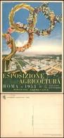 CARTOLINE - COMMEMORATIVE - Esposizione Agricola Roma 1953 - Nuova FG - Francobolli