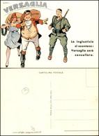 CARTOLINE - COMMEMORATIVE - Versaglia - Ill A.Pat - Nuova FG - Francobolli