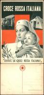 CARTOLINE - COMMEMORATIVE - Croce Rossa Italiana - Ill Abbati - Nuova FG - Francobolli