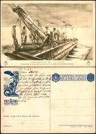 CARTOLINE - FRANCHIGIA - 1942 - Sommergibilisti - Imbarco Siluri (F67-3) - Scritta Al Retro - Nuova (100) - Francobolli