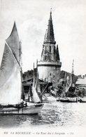 Cpa (17)--la Rochelle  La Tour Des 4 Sergents. - La Rochelle