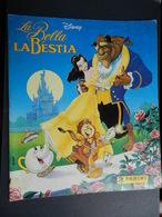 3) PANINI DISNEY LA BELLA E LA BESTIA 1992 FIGURINE PANINI NON COMPLETO 72 FIGURINE MANCANTI - Edizione Italiana
