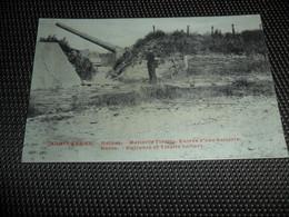 Mariakerke ( Ostende  Oostende )  Ruines  Ruinen  Guerre  Oorlog  Soldaat  Batterie Tirpitz - Oostende