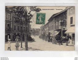 SOUCIEU EN JARRET - Grande Rue - Très Bon état - France