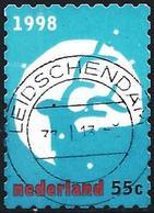Netherlands 1998 - Mi 1687 - YT 1660 ( December Stamp : Deer ) - Oblitérés