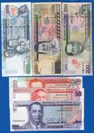 Philippines  6  Billets - Philippines