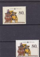 1988 - Europa Cept - Portugal - N°YT 1732 Et 1733** - Europa-CEPT