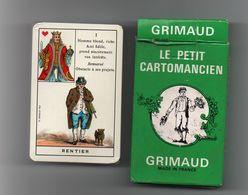 Oracle: Le Petit Cartomancien Jeu Grimaud Oracle,jeu Divinatoire, Jeu De Cartes Neuf Sous Blister - Autres Collections