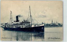 52941899 - Schiff S/S Kong Haakon Frederikshavn - Paquebots