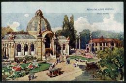 Ref 1294 - 1906 Unused Postcard Milan Fair Italy - South America Pavilion - Esposizione Exhibition - Exhibitions