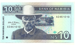 Namibia - 10 Dollars 1993 - Namibia