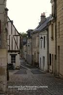 Chinon (37)- Rue Philippe De Commines (Edition à Tirage Limité) - Chinon