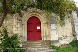 Chinon (37)- Chapelle Sainte-Radegonde (Edition à Tirage Limité) - Chinon
