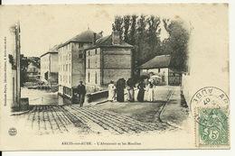 10 - ARCIS SUR AUBE / L'ABREUVOIR ET LES MOULINS - Arcis Sur Aube
