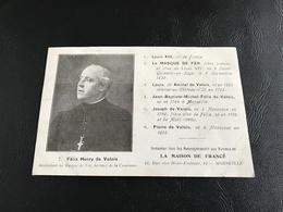 7 - FELIX HENRY De VALOIS Descendant Du Masque De Fer, Heritier De La Couronne - 1912 - Politicians & Soldiers