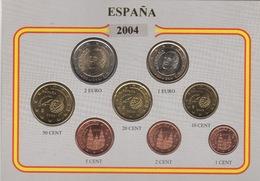 2004 Monedas EURO De Curso Legal ESPAÑA - SC - España