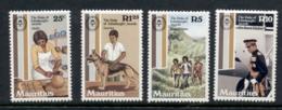 Mauritius 1981 Duke Of Edinburgh Awards MUH - Mauritius (1968-...)