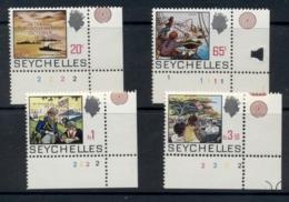 Seychelles 1975 Self Government Opts MUH - Seychelles (1976-...)