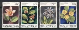 Mauritius 1981 Flowering Shrubs MUH - Mauritius (1968-...)
