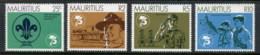 Mauritius 1982 Scouting Year MUH - Mauritius (1968-...)