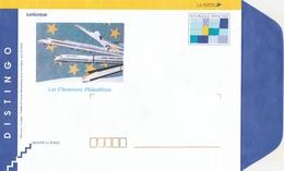 DISTINGO LES CHEMINOTS PHILATELISTES - TGV / EUROSTAR - Autres