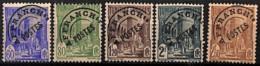 NB - [827903]TB//*/Mh-Tunisie 1926-47 - PRE4/8, Préoblitérés Avec Gomme, Colonies - Tunesien (1888-1955)