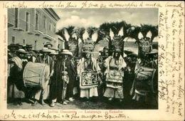 EQUATEUR - Carte Postale - Indiens - Indios Danzantes - Latacunga  - L 30106 - Ecuador