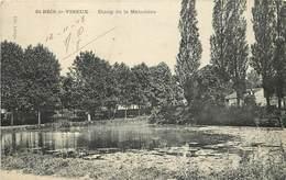 SAINT BRIS LE VINEUX - étang De La Maladière. - Saint Bris Le Vineux