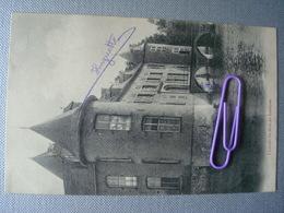 LESSINES : Château De Bois De LESSINES En 1907 - Lessen