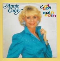 Disque Vinyle 45 Tours : Annie Cordy : Cot Cot Coin Coin..Scan C  : Voir Les 2 Scans - Humor, Cabaret