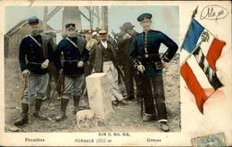 DOUANE - Carte Postale - Douaniers Franco / Allemand à La Frontière Au Hohneck - L 30115 - Zoll
