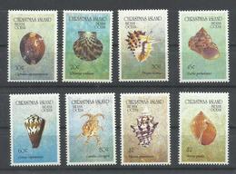 CHRISTMAS ISLAND YVERT   361/68  MH  * - Christmas Island