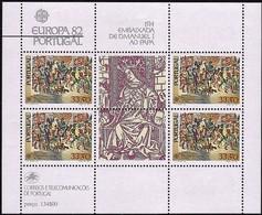 Portugal  1982 Yvertn° Bloc 36 *** MNH Cote 12,00 Euro Europa Cept - Europa-CEPT
