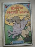 LES CONTES DE LA TORTUE MAUVE Par BENJAMIN RABIER  EO De 1934 - Livres, BD, Revues