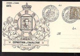 1946 Journée Du Timbre Charleroi (637) - Belgium