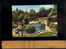 ANNONAY Ardèche 07 : Le Nouveau Jardin Public Bassin - Annonay