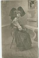Alsace 1920; Coiffe Et Costume - écrite.  (Paulus Et Recht - Strasbourg)) - Alsace