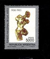 775435385 1983 SCOTT  1415   POSTFRIS  MINT NEVER HINGED EINWANDFREI  (XX) - ALLEGORY BY VICTOR REBUFFO - Argentinien