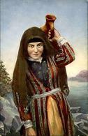 RUSSIE - Carte Postale - Type Du Caucase - Une Géorgienne - L 30137 - Russie