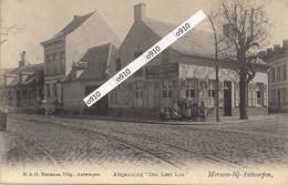 """MERKSEM-MERXEM-ANTWERPEN """" AFSPANNING DEN LAET LOS"""" UITG.HERMANS N°2 - Antwerpen"""