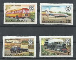 SWAZILAND YVERT  364/67    MNH  ** - Swaziland (1968-...)